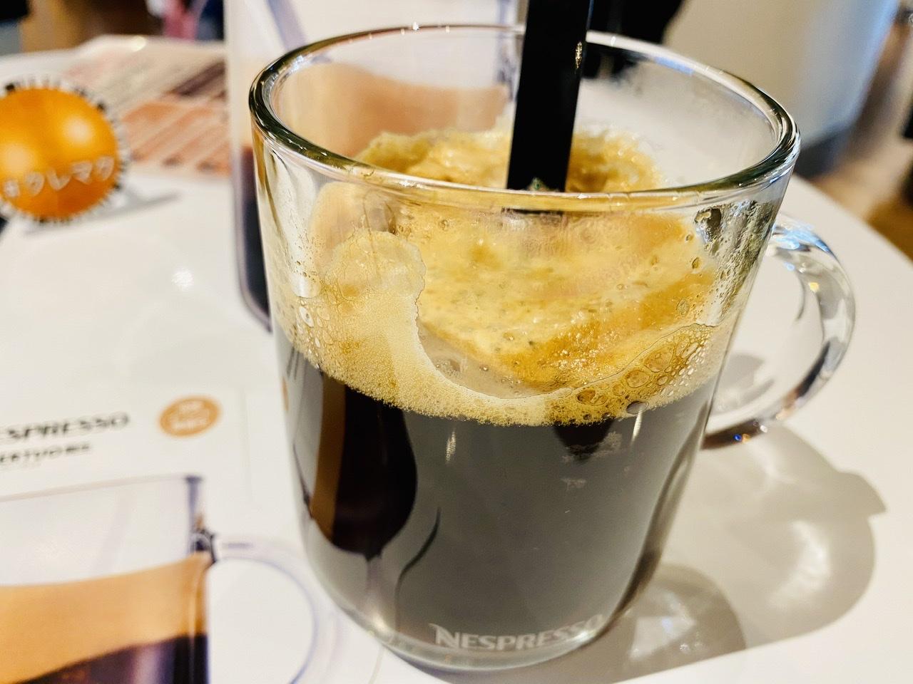 【ネスプレッソ】豪華すぎる!マグカップ&名入りコースター貰える★新コーヒーマシン体験イベントへ♡_7