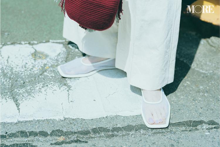 デートの日の靴で自己主張