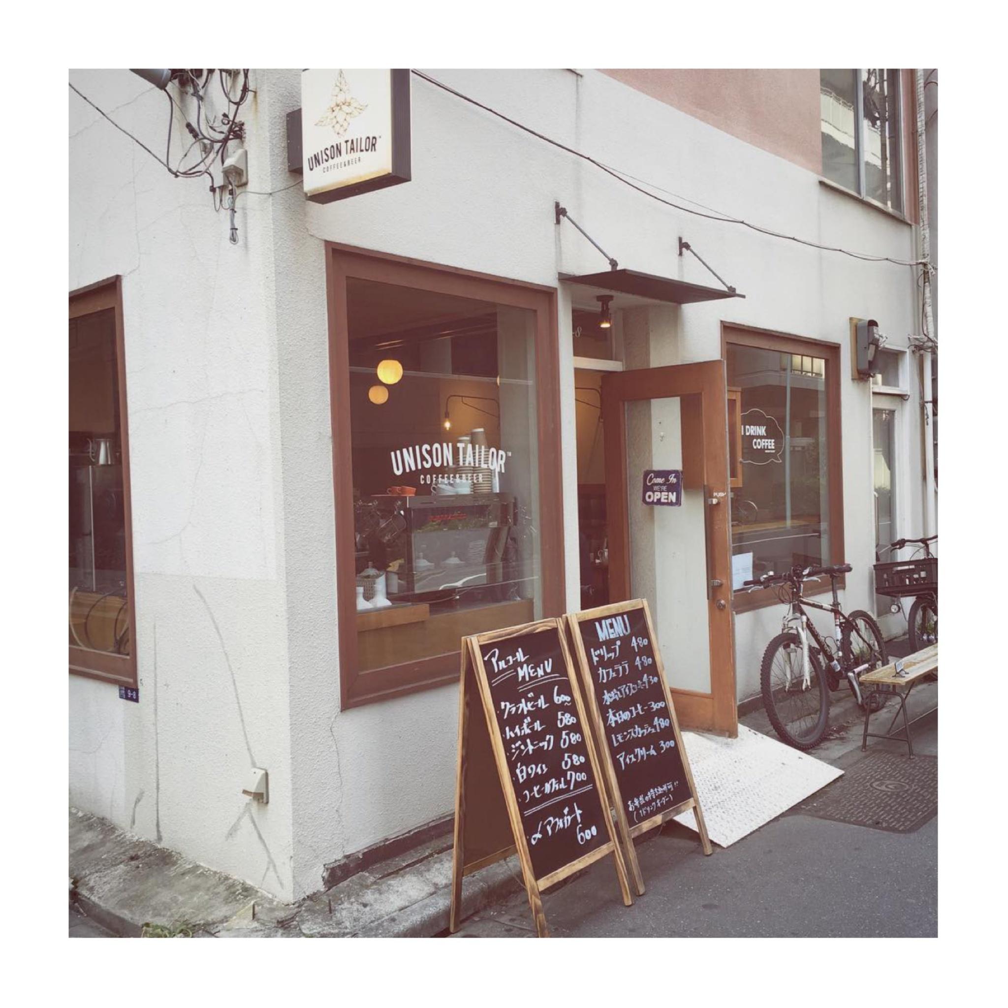 #18【#cafestagram】❤️:《東京•人形町》都内で絶品フレンチトーストを食べるならココ☝︎『UNISON TAILOR』☻_1