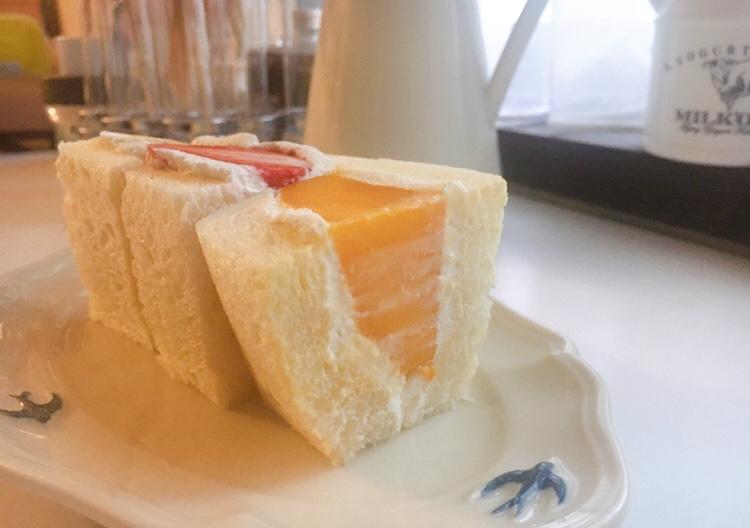 【おこもり飯】《フツウニフルウツ》のフルーツサンドをおうちで♡デリバリーをお願いしてみた!_8