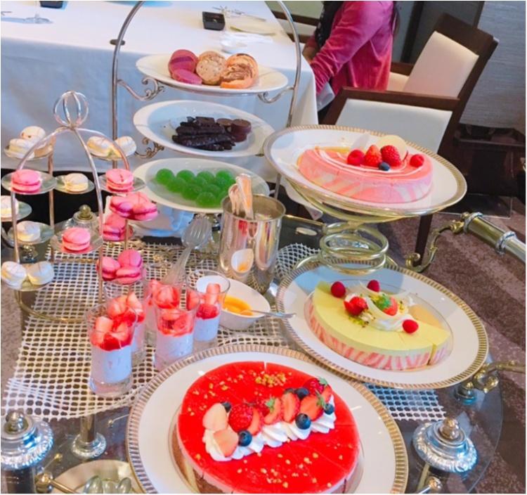 《女の子の大好きが集まったブッフェ♡》直前予約も可能な超穴場!東京インターコンチネンタルホテルの女子会ランチが最高だった件。_7