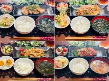 【今月のお家ごはん】アラサー女子の食卓!作り置きおかずでラク晩ご飯♡-Vol.31-