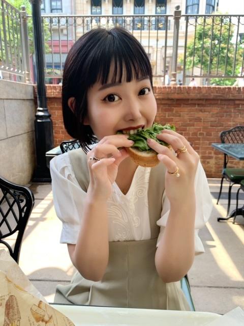 【ディズニーシーに行ったらマストで食べて!】ホットサンド!!_3