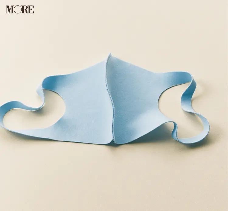 おすすめ洗えるマスクの西川の100回洗えるクールマスク