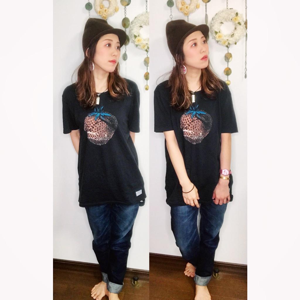 【オンナノコの休日ファッション】2020.5.29【うたうゆきこ】_1