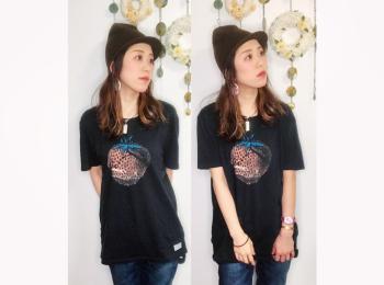 【オンナノコの休日ファッション】2020.5.29【うたうゆきこ】