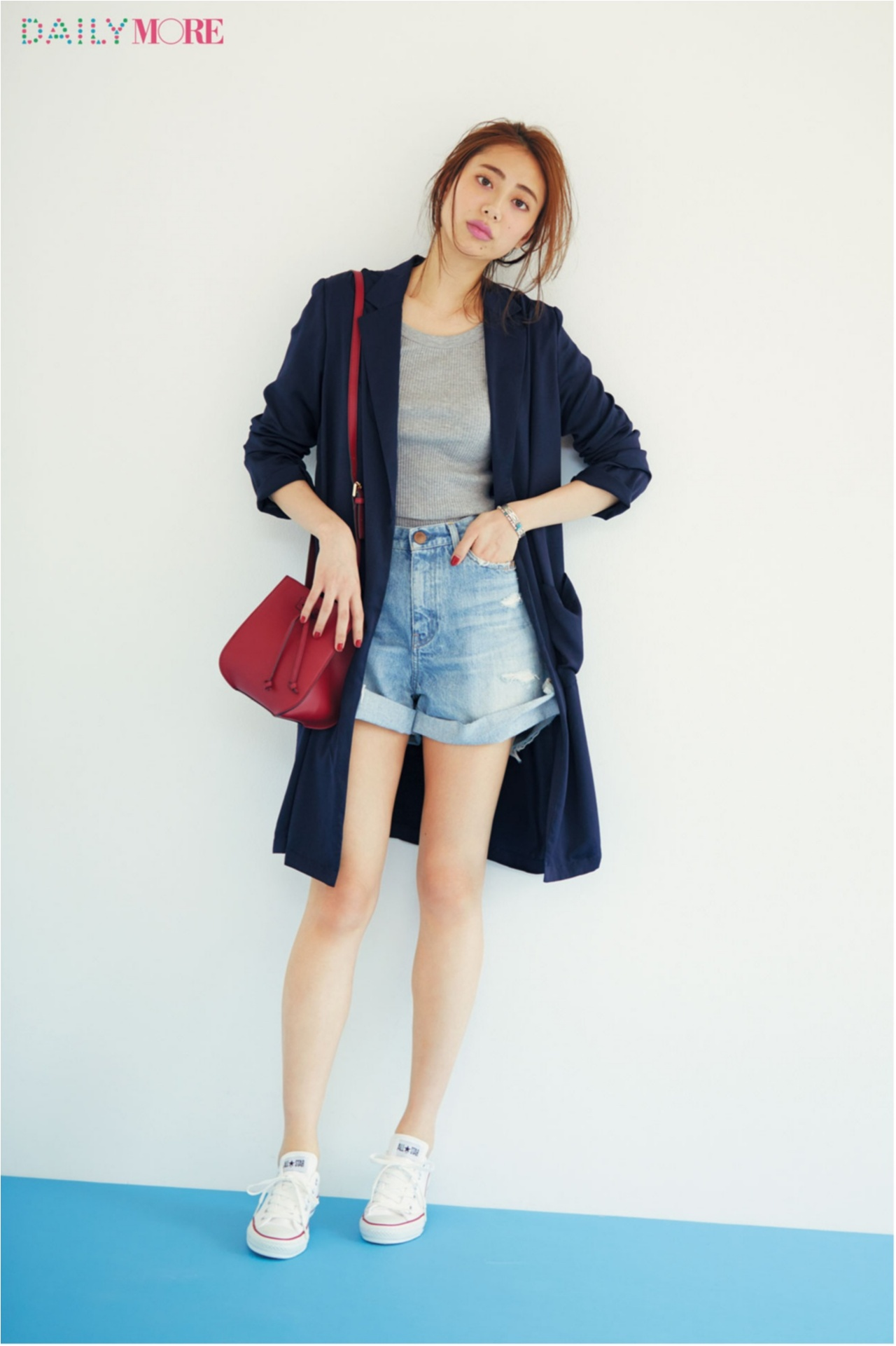 夏→秋の冷え対策に♪ おしゃれでかわいい「羽織りもの」コーデまとめ♡_1_14