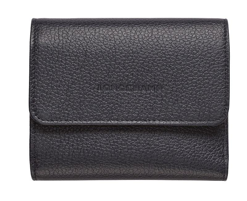 ロンシャンのネイビー財布