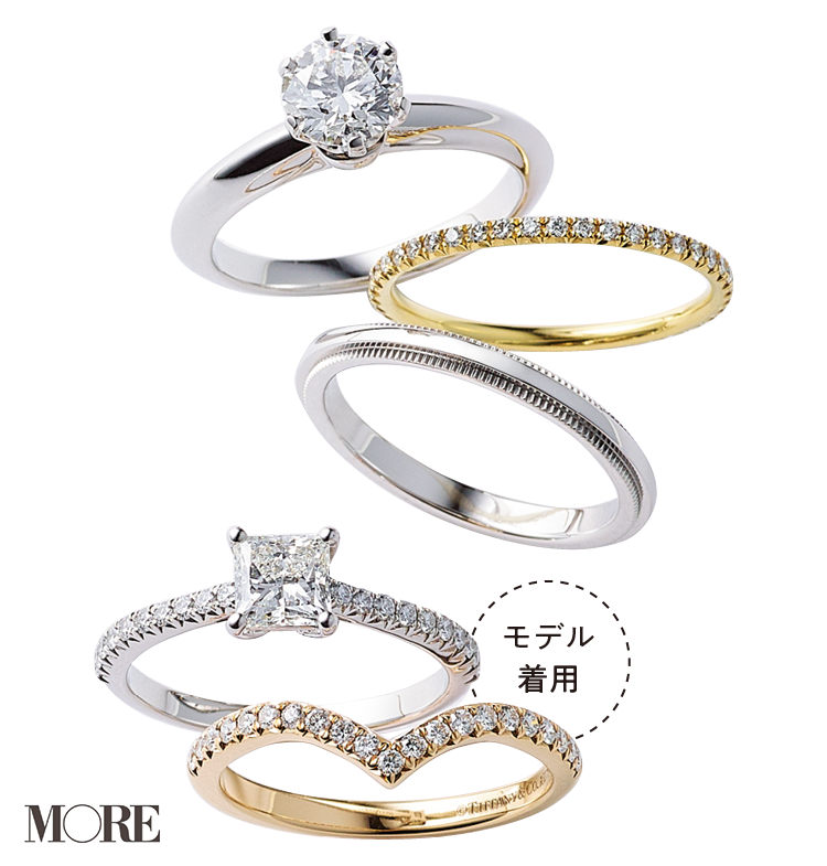 ティファニーの指輪で#プレ花