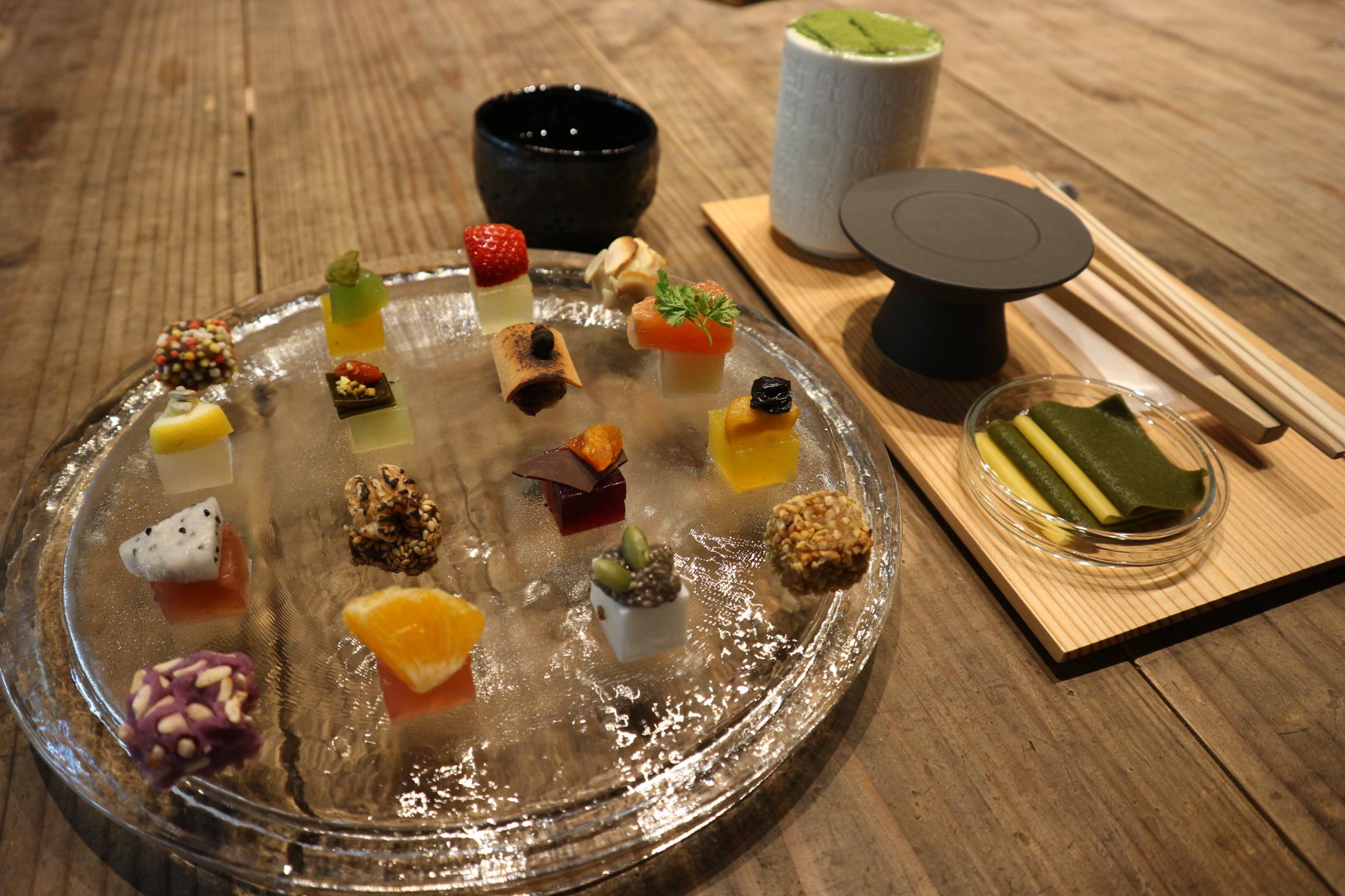 【京都】まるで宝石のような手織り菓子❤︎あの有名なお店の菓子店❤︎_1