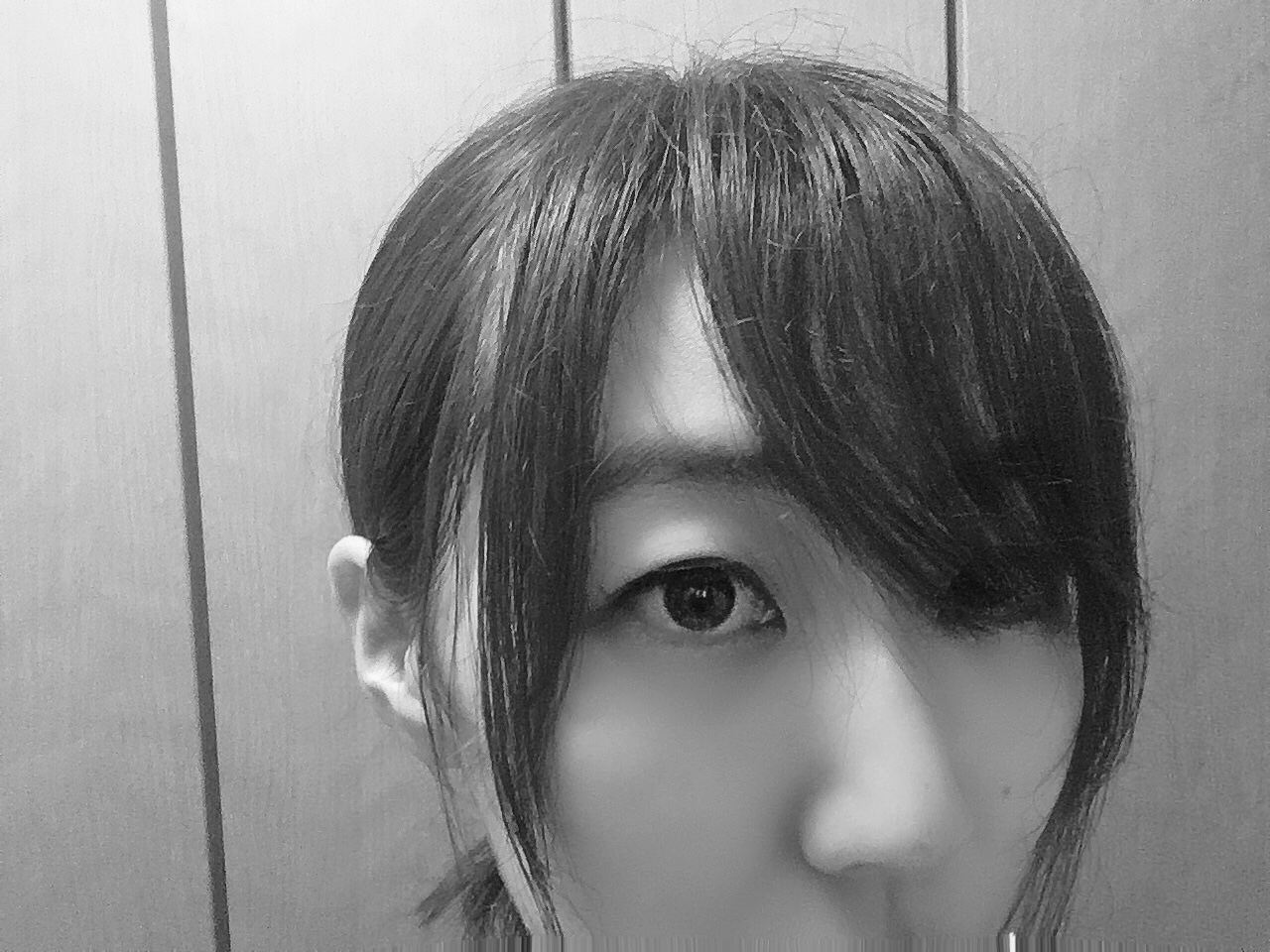 【セルフ前髪カット】ヒルナンデス!で栞里ちゃんも体験してた失敗しない切り方_1