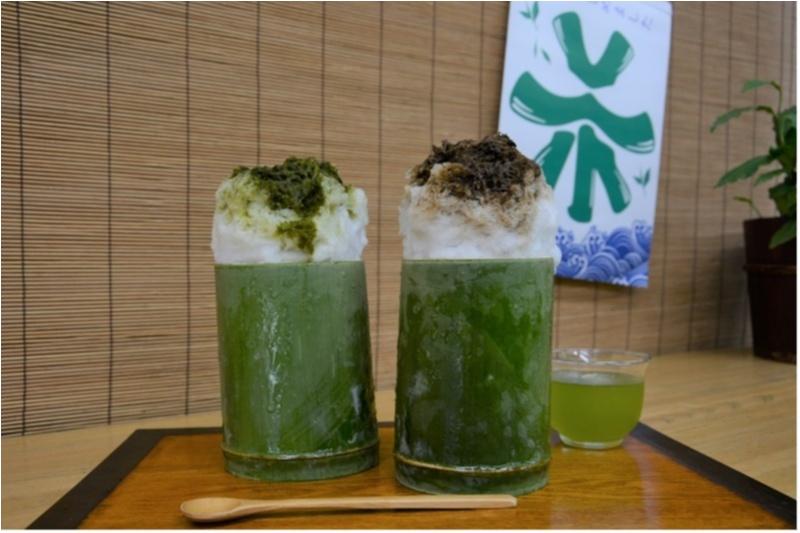 静岡県でぜったいに食べておきたいお茶かき氷 記事 Photo Gallery_1_2