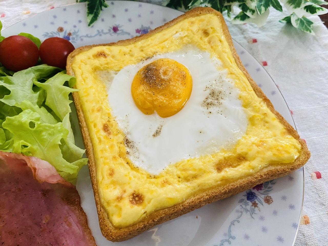 【おうち時間】簡単なのに絶品!《アレンジトースト》の人気レシピを実践してみた♡_2