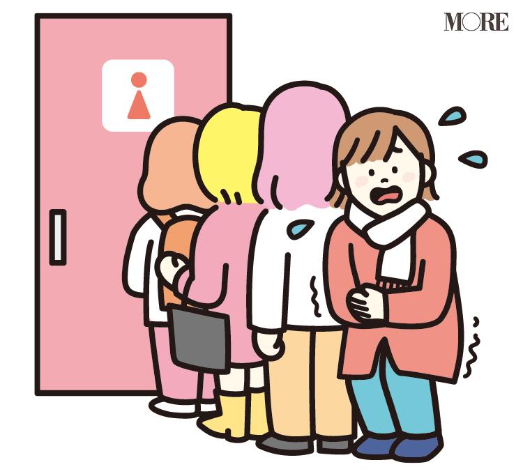 """膀胱炎、尿モレ、頻尿etc. 20代女子にも多い""""小""""にまつわる不快感や疑問にお答えします!【デリケートゾーンの話第四夜】_6"""