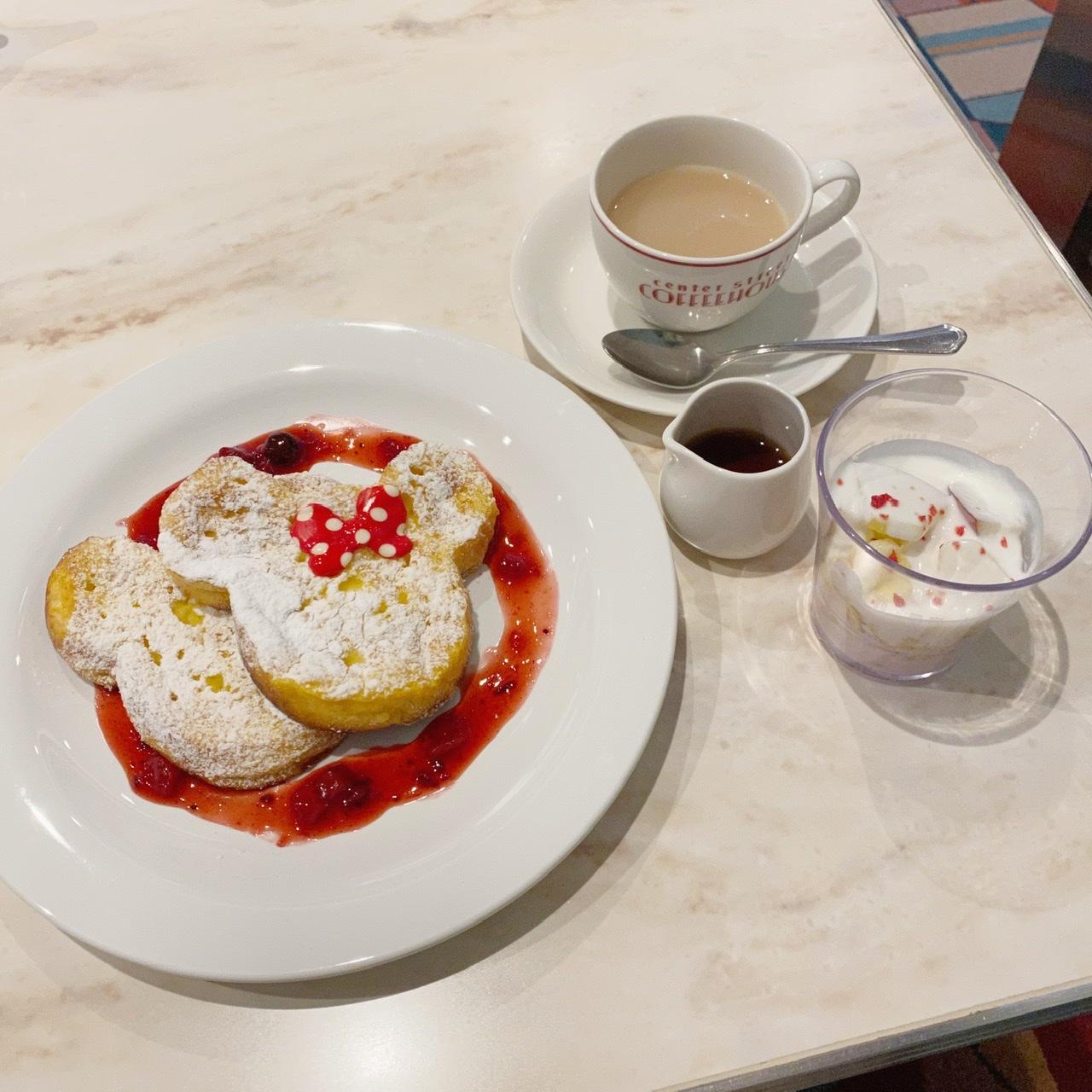 【ディズニーランド】のフレンチトースト♡公式レシピで作ってみました!_1