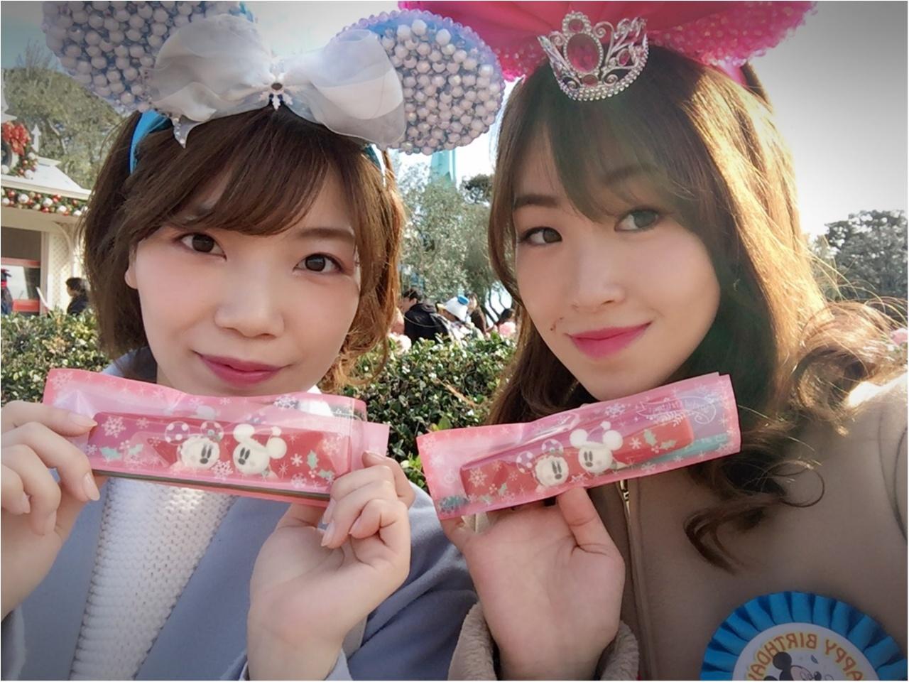 【♥︎♥︎♥︎】クリスマスのディズニーフードはクッキーサンドがインスタ映え間違いなし♡_1