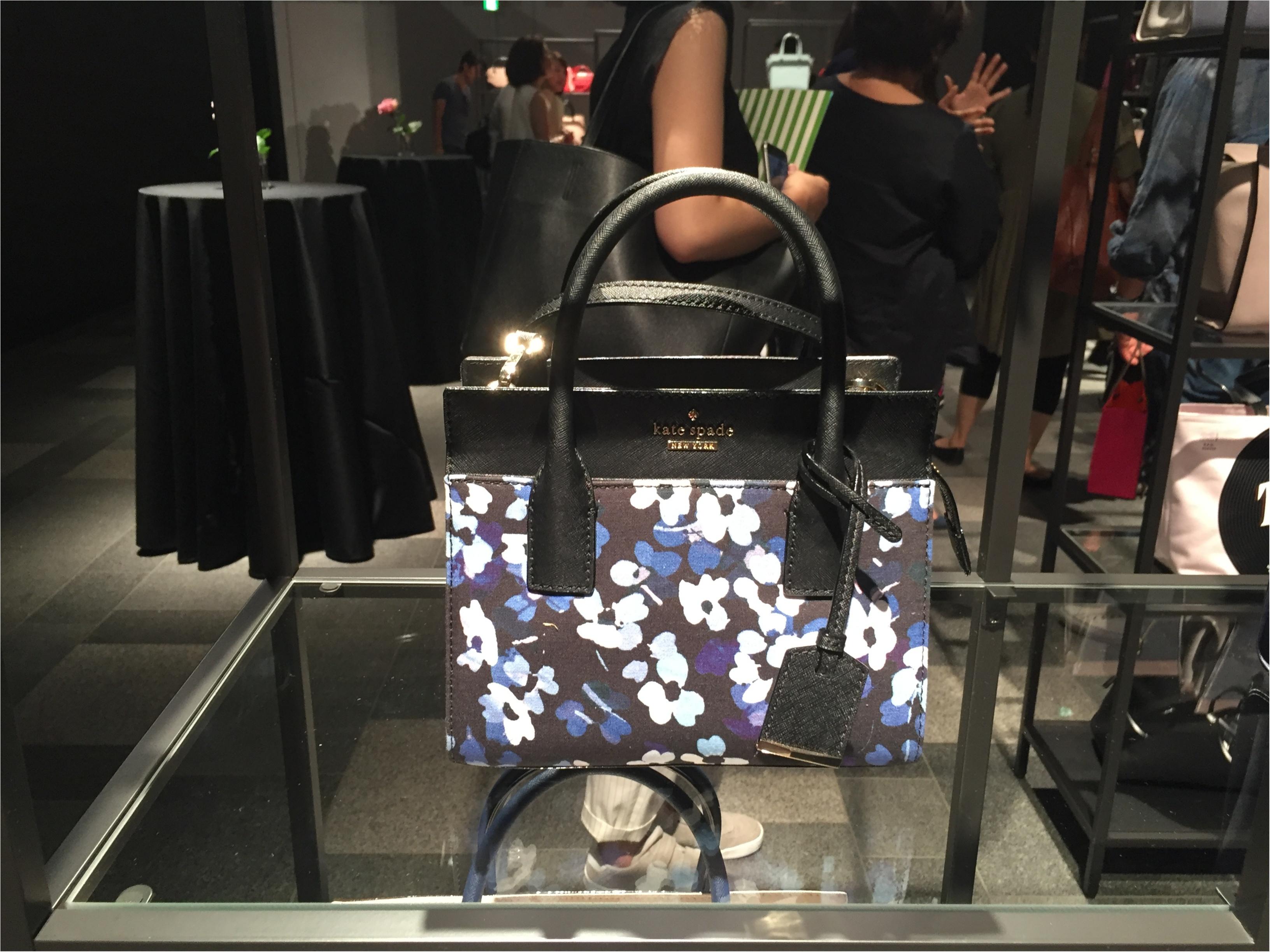 ケイト・スペード ニューヨーク、秋のバッグはどれを選ぶ?_6