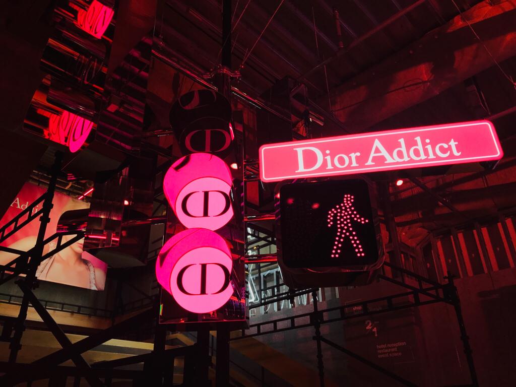 【Dior】まるでニューヨーク!会場はなんと「hotel koé」新リップ発売記念イベントへ♡_6