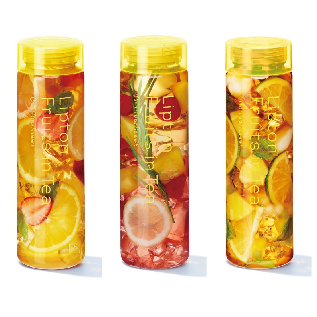 組み合わせは約4万通り!? 『リプトン』の『Fruits in Tea』、今年は表参道・大阪で開催決定♡_1