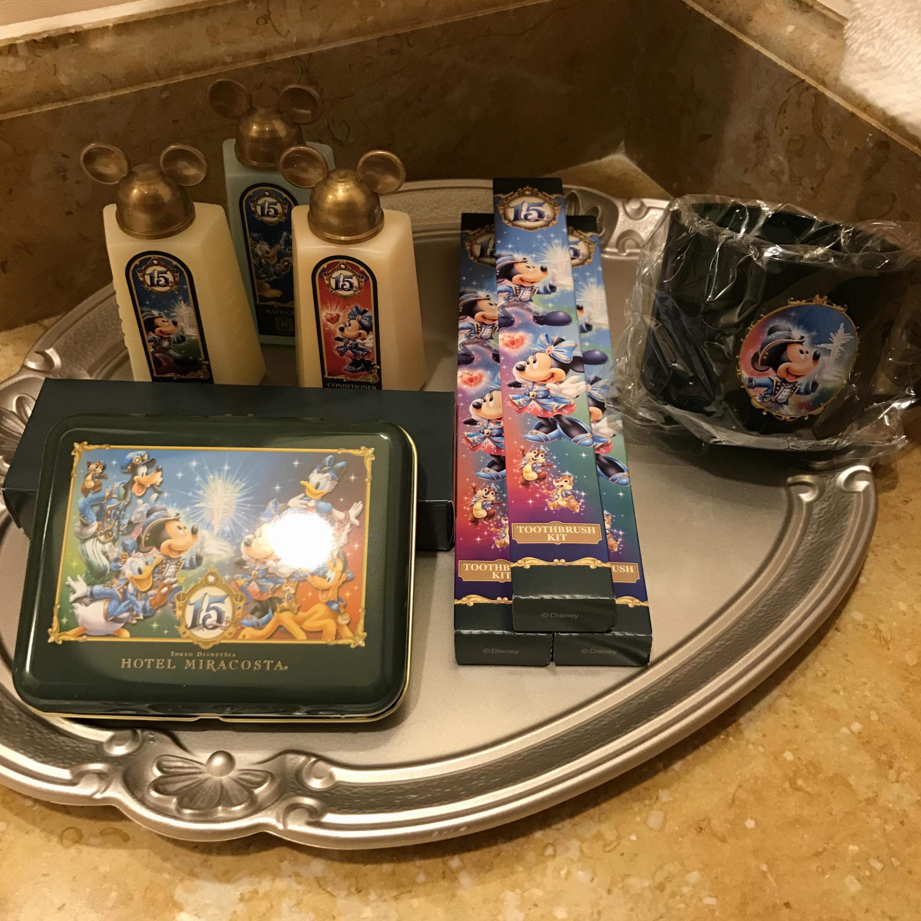 【夢のお泊まりディズニー♡】ホテルミラコスタの魅力をたっぷりご紹介します(*´꒳`*)_5