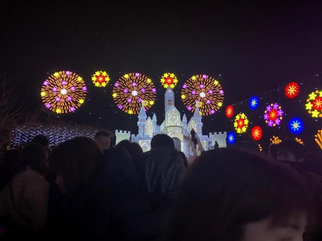日本三大イルミネーション♪ あしかがフラワーパークに行ってきた♡_5