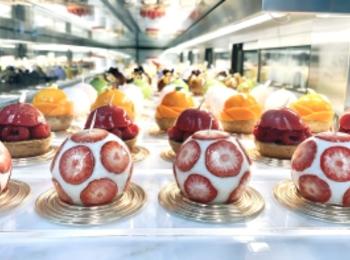 【まるで宝石】美しすぎるケーキが輝くLOUANGE TOKYO Le Musee