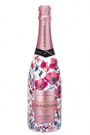 巨大なボトルはなんと万華鏡♡ 『東京ミッドタウン』の可愛すぎる桜イベント「CHANDON Blossom Lounge」【#桜 2019 9】_1