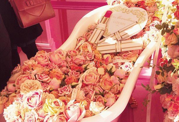 【東京】My Pink! レ・メルヴェイユーズ ラデュレ のPOPUPSHOP【表参道ヒルズ】_3