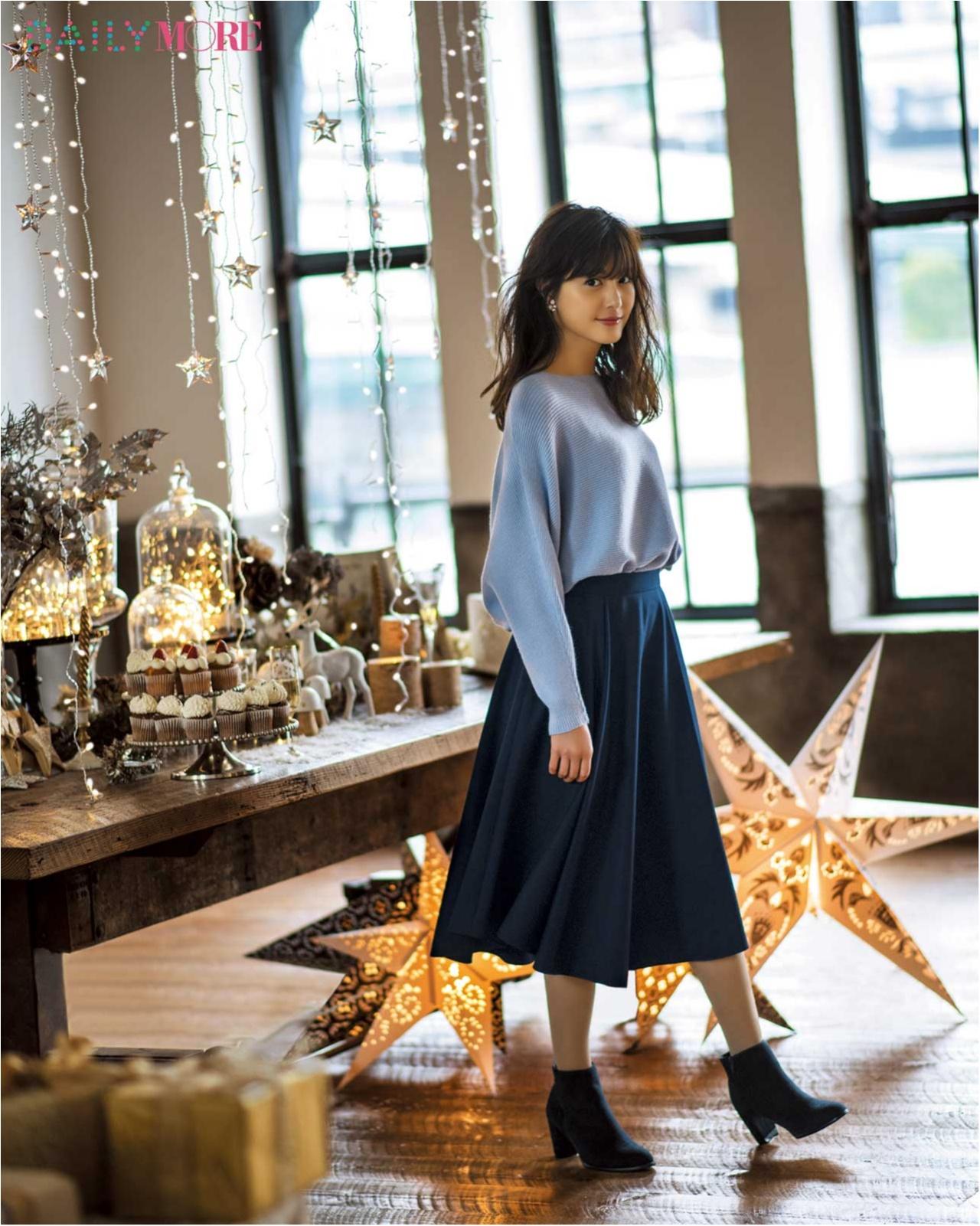 12月、楽しいイベント盛りだくさんな毎日に、『ViS』の華やぎトレンド服をチェック!_1