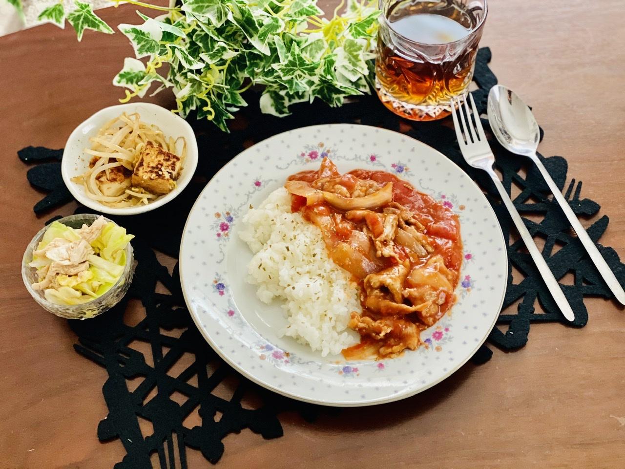 【今月のお家ごはん】アラサー女子の食卓!作り置きおかずでラク晩ご飯♡-Vol.14-_3