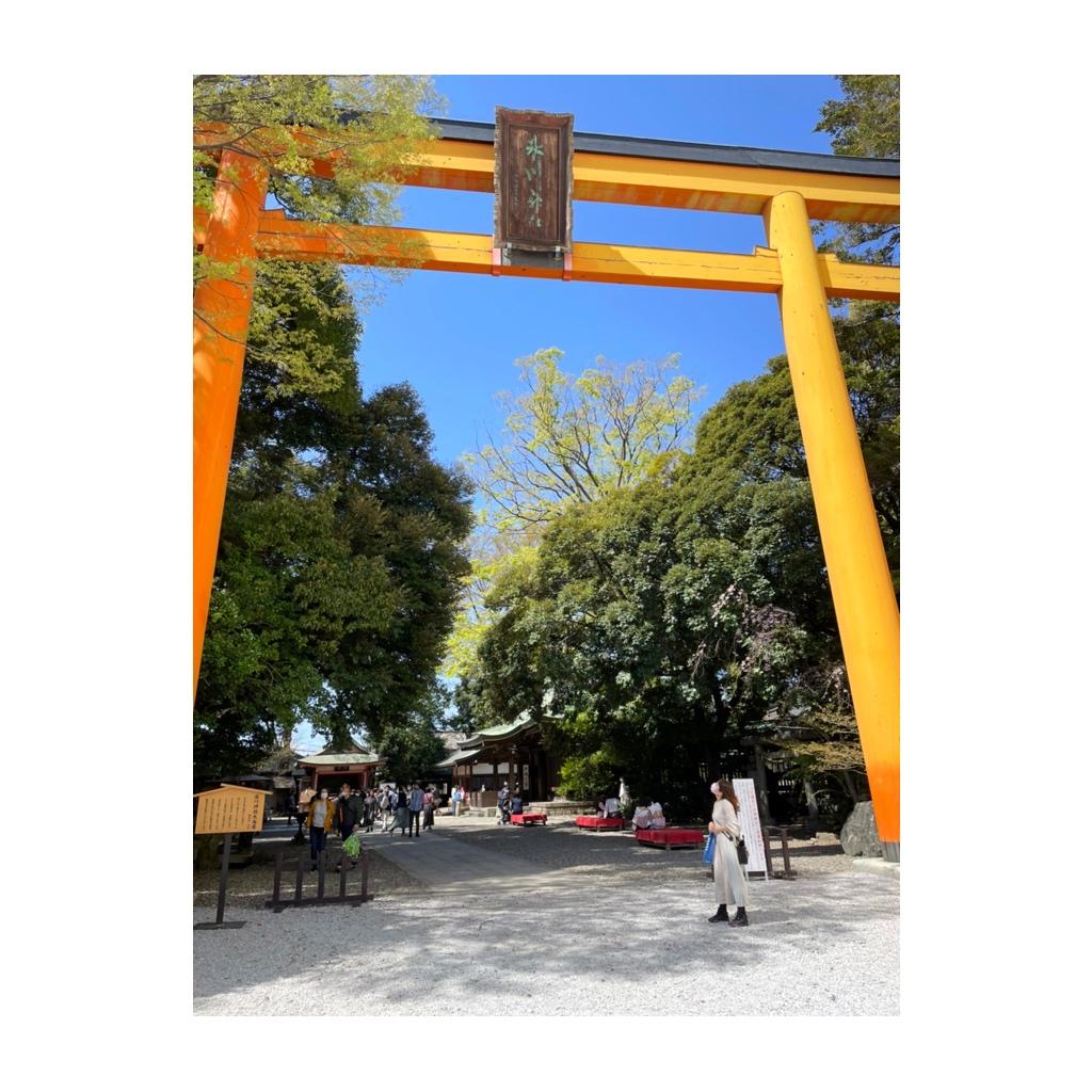 【川越を遊び尽くす!】縁結びで有名!○○神社に行ってまいりました!_2