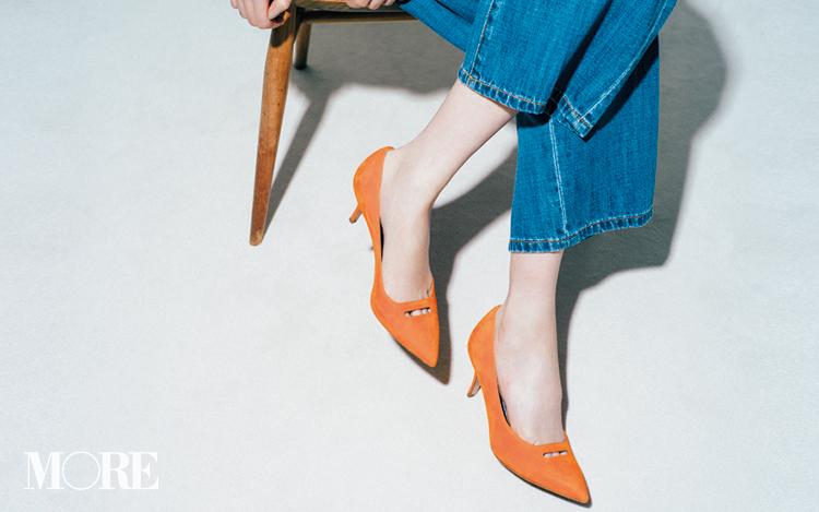 ヒール靴、フラット靴、スニーカー。20代におすすめのシューズをブランド別にご紹介 | レディース_13