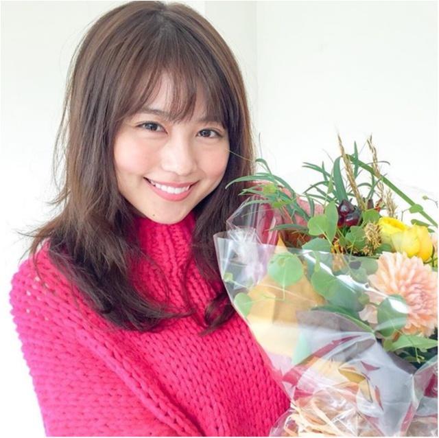 MORE12月号の表紙を飾ってくれた有村架純さん【撮影オフショット】_1
