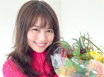 MORE12月号の表紙を飾ってくれた有村架純さん【撮影オフショット】