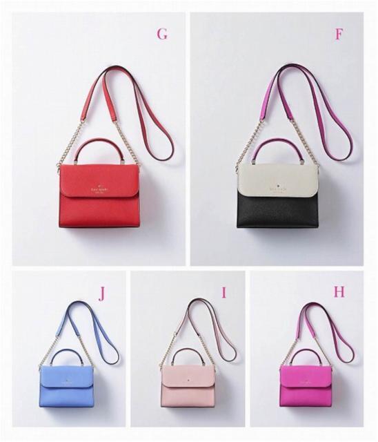 【応募終了】「ケイト・スペード ニューヨーク」最新バッグ&ウォレットを計39名様にプレゼント!_3