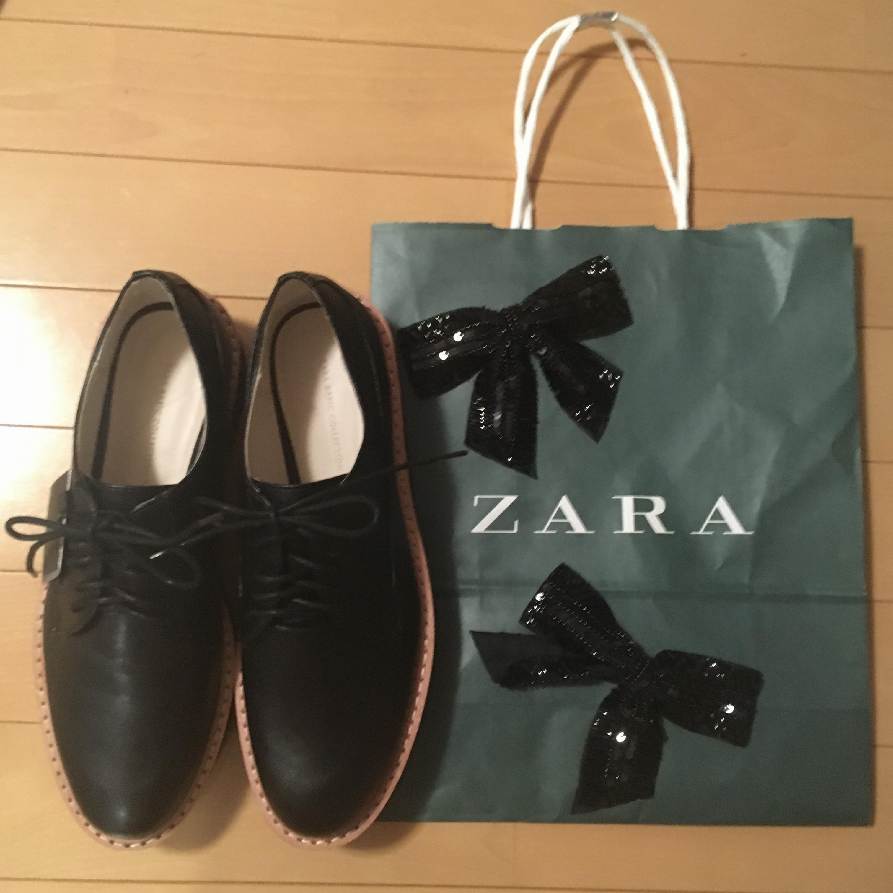 オン・オフに使えてアンダー1万円♡ZARAの靴がかわいすぎる♪_4