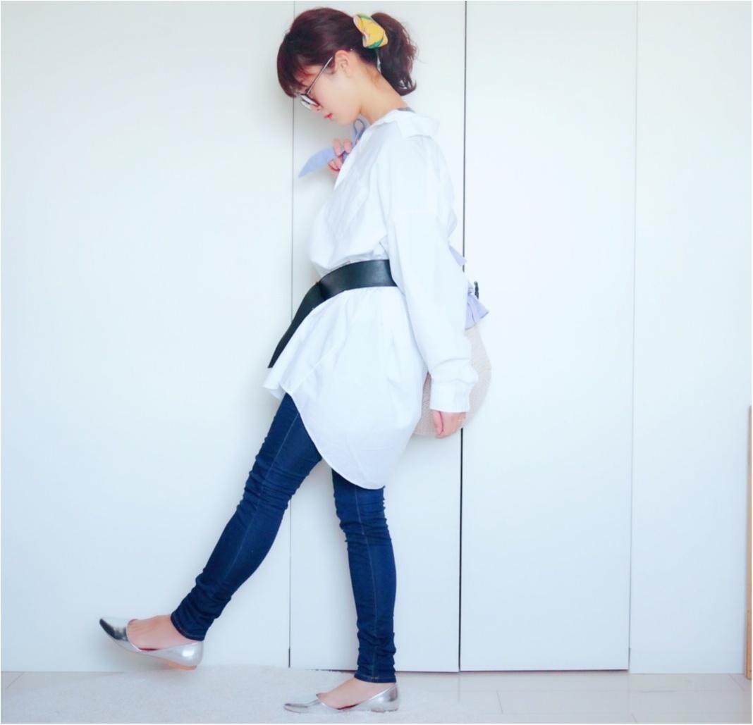 【UNIQLO】これ1枚でこなれ感❤️ユニクロで《今買うべき1着》はマルチに使えるコレ!!_5