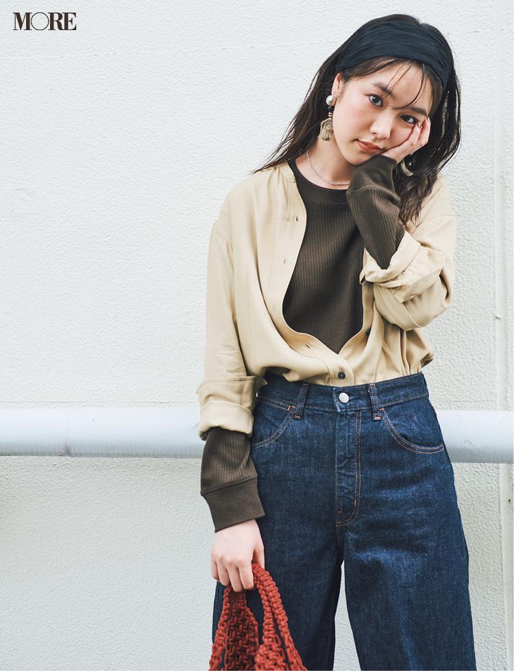 『ユニクロ』『GU』コーデ特集《2019秋》 - 20代女子におすすめのおしゃれなコーデ見本_4