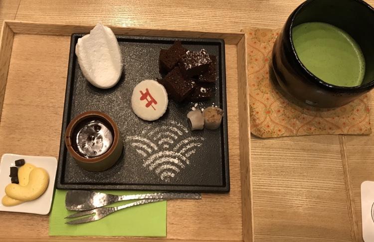 抹茶好き必見のお店✨茶庭 然花抄院 (ぜんかしょういん_3