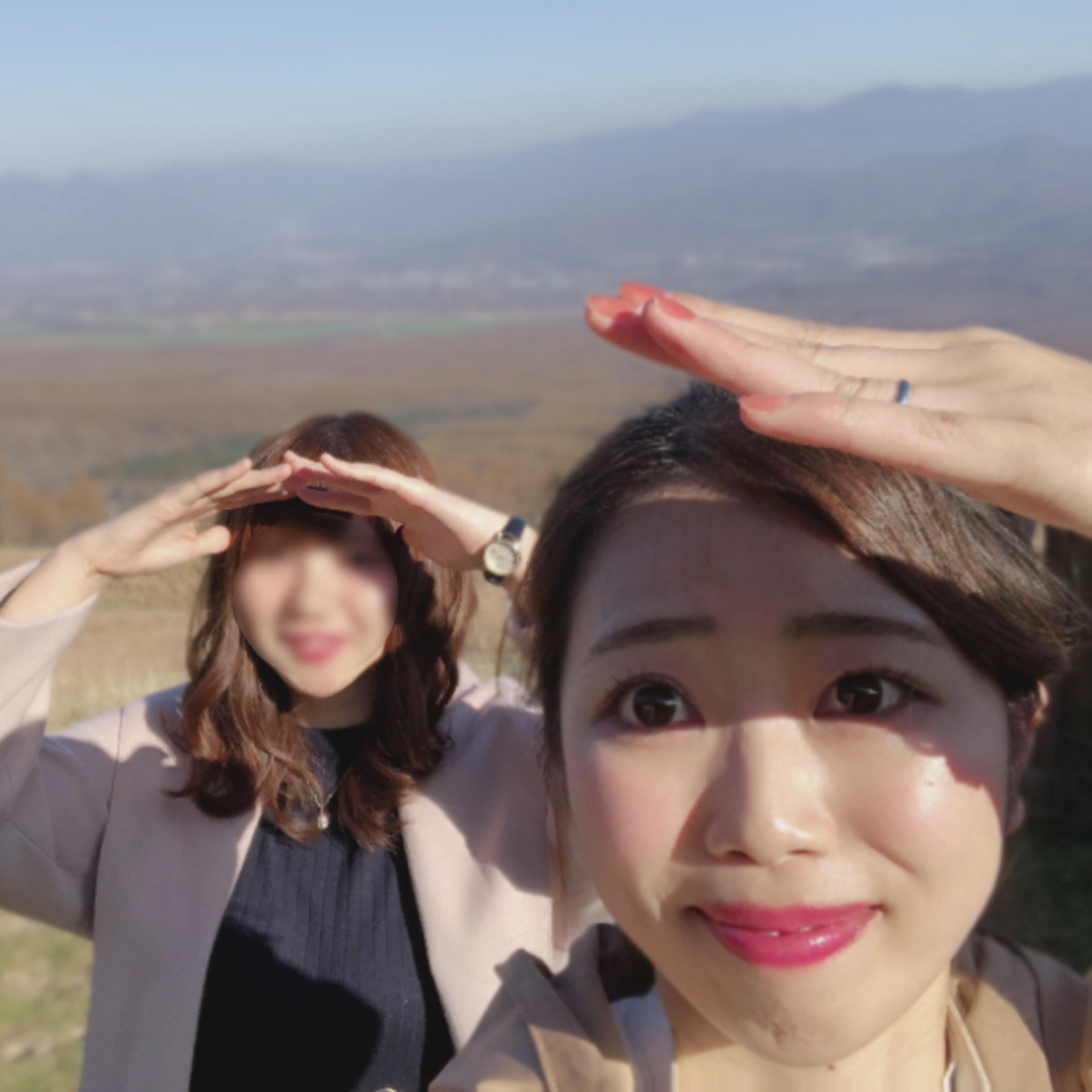 【バスツアー】紅葉の特等席♡清里テラス ぶどう狩り Part ②_8