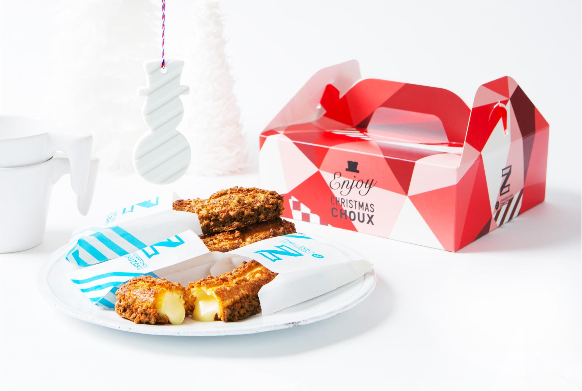 ピンクのソフトクリームがキュートすぎ♡ 『Z クロッカンシュー ザクザク』で「クリスマスベリーソフト」を期間限定発売!【12/25(月)まで】_2