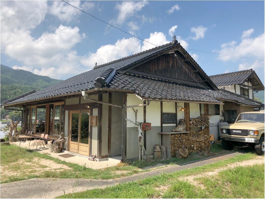 素材の味が味わえる♡ 古民家を改装したオシャレな焼き菓子屋さん♡♡_1