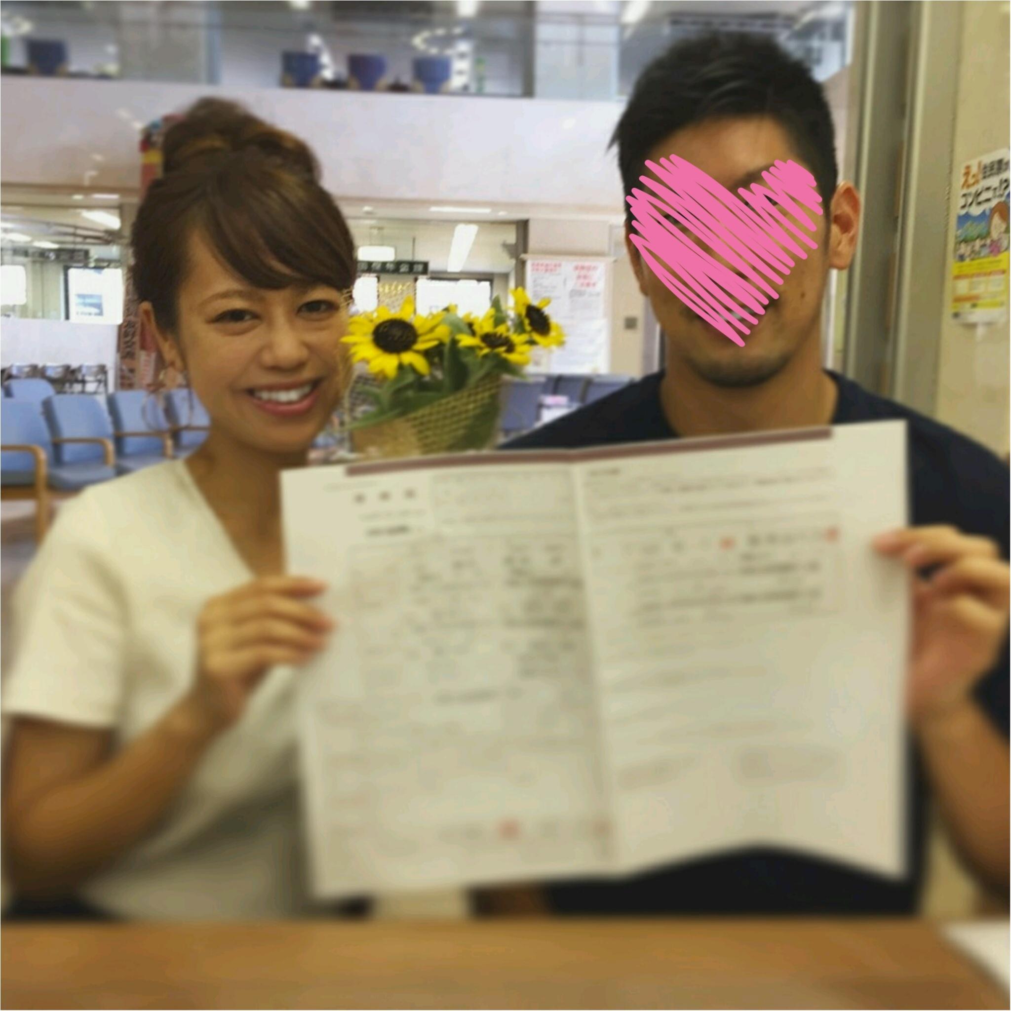 【We got married】大好きな彼と夫婦になりました!!_1