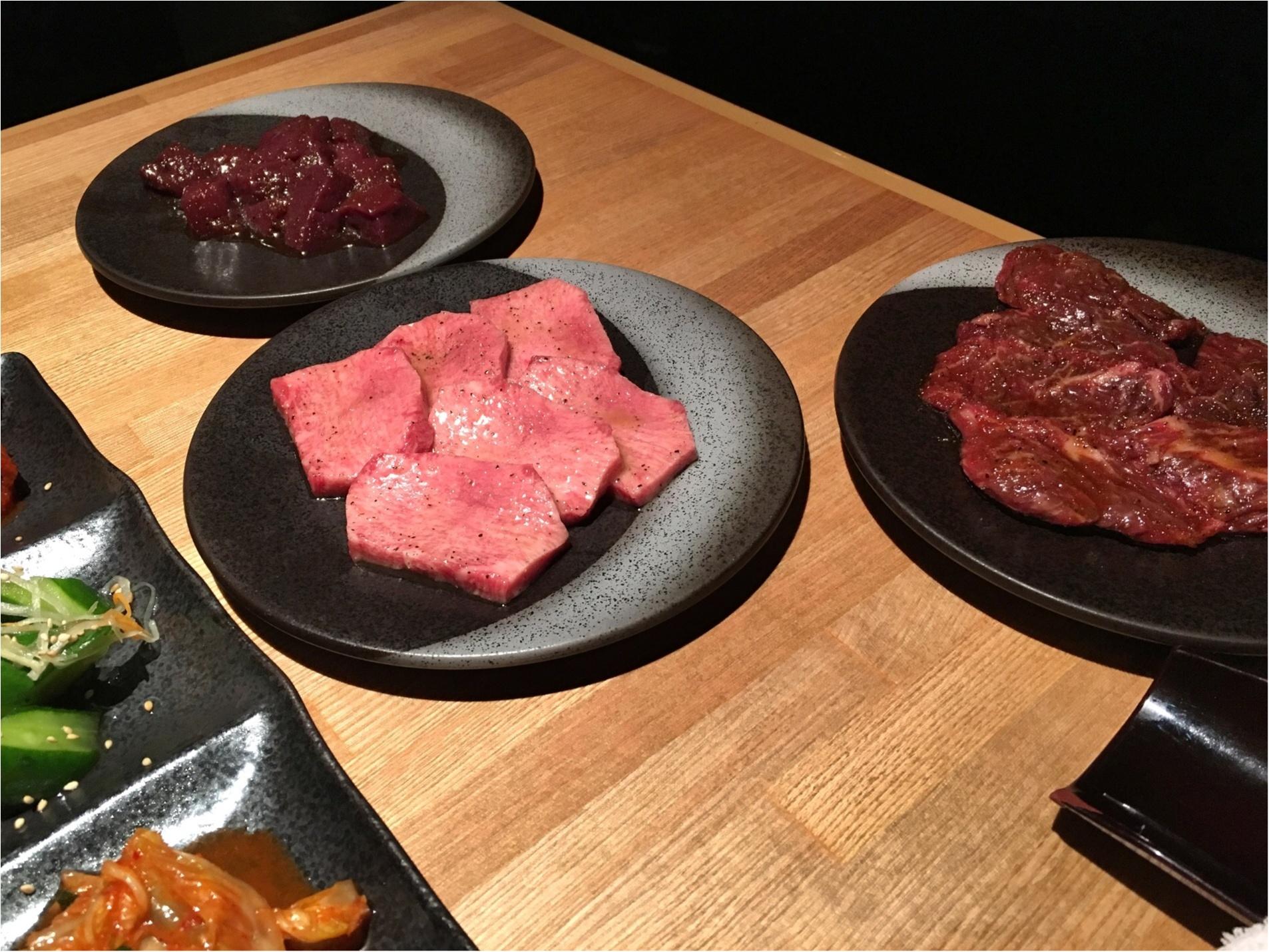 焼肉 矢澤 in シンガポール♡やっぱり美味しい日本の焼肉♡_3