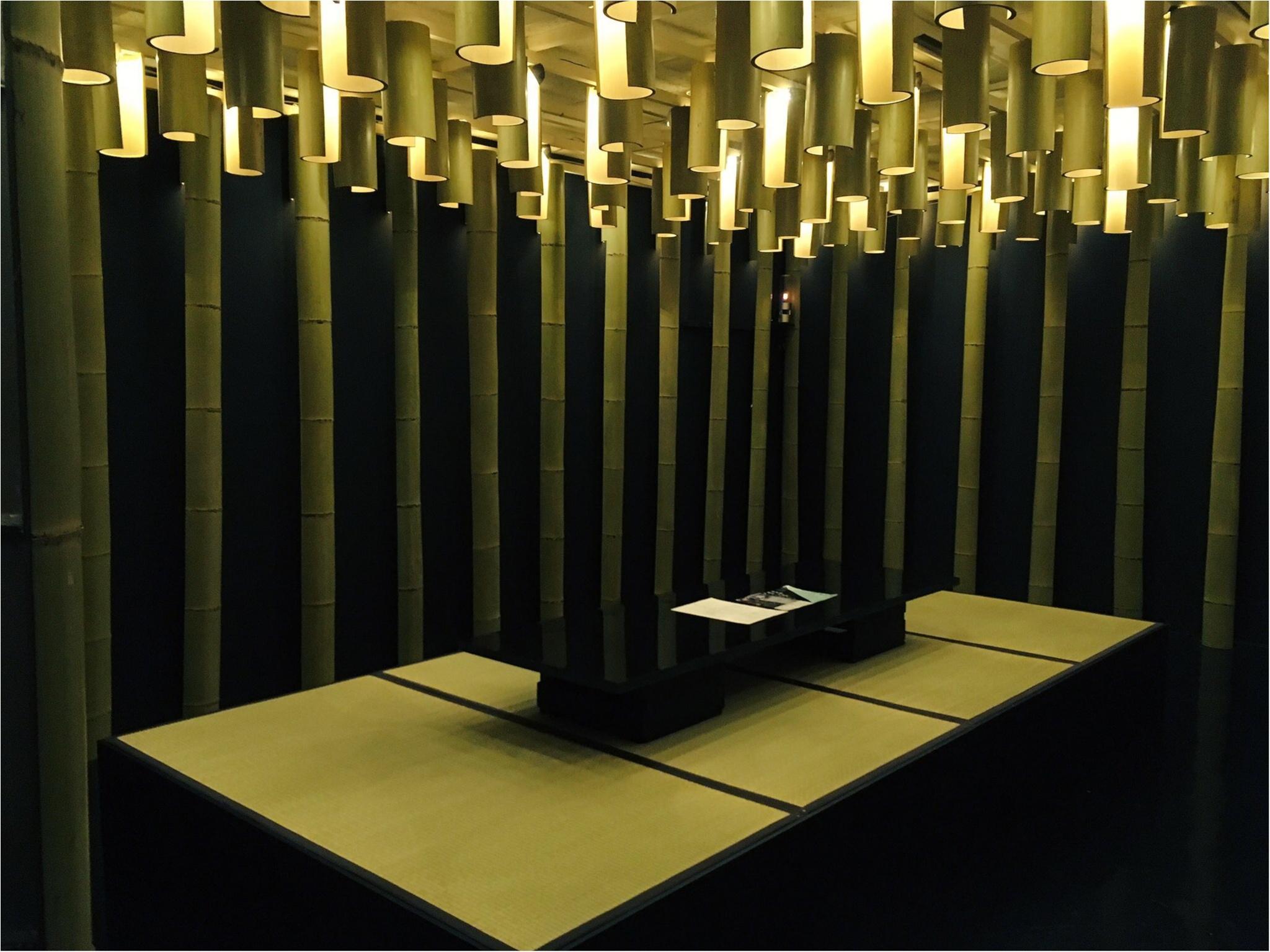 最新デジタルアートが織りなす『和食』の世界にうっとり…♡『食神さまの不思議なレストラン』に行ってきました!_11