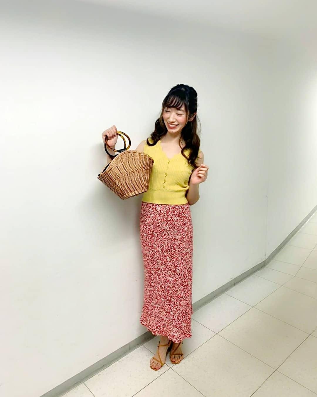 アラサーOLの大人可愛い夏服3コーデ♡横浜ジョイナスでsnidel, cocodeal ,STRAWBERRY-FIELDS, FRAY I.Dをはしごショッピング♪_1