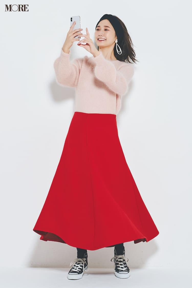 『ユニクロ』『GU』コーデ特集《2020冬》- 20代女性におすすめのおしゃれな冬コーデまとめ_28