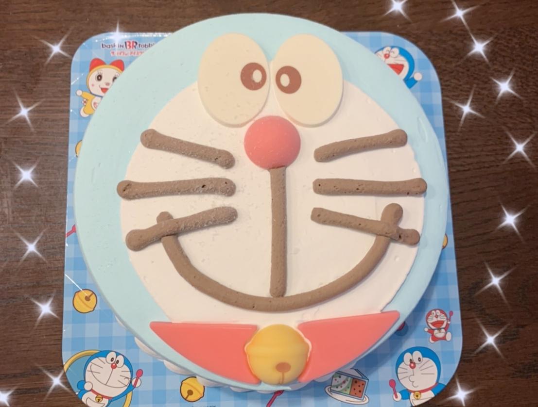 《憧れのアイスケーキ》31で販売しているドラえもん アイスケーキが可愛すぎて!!!_1