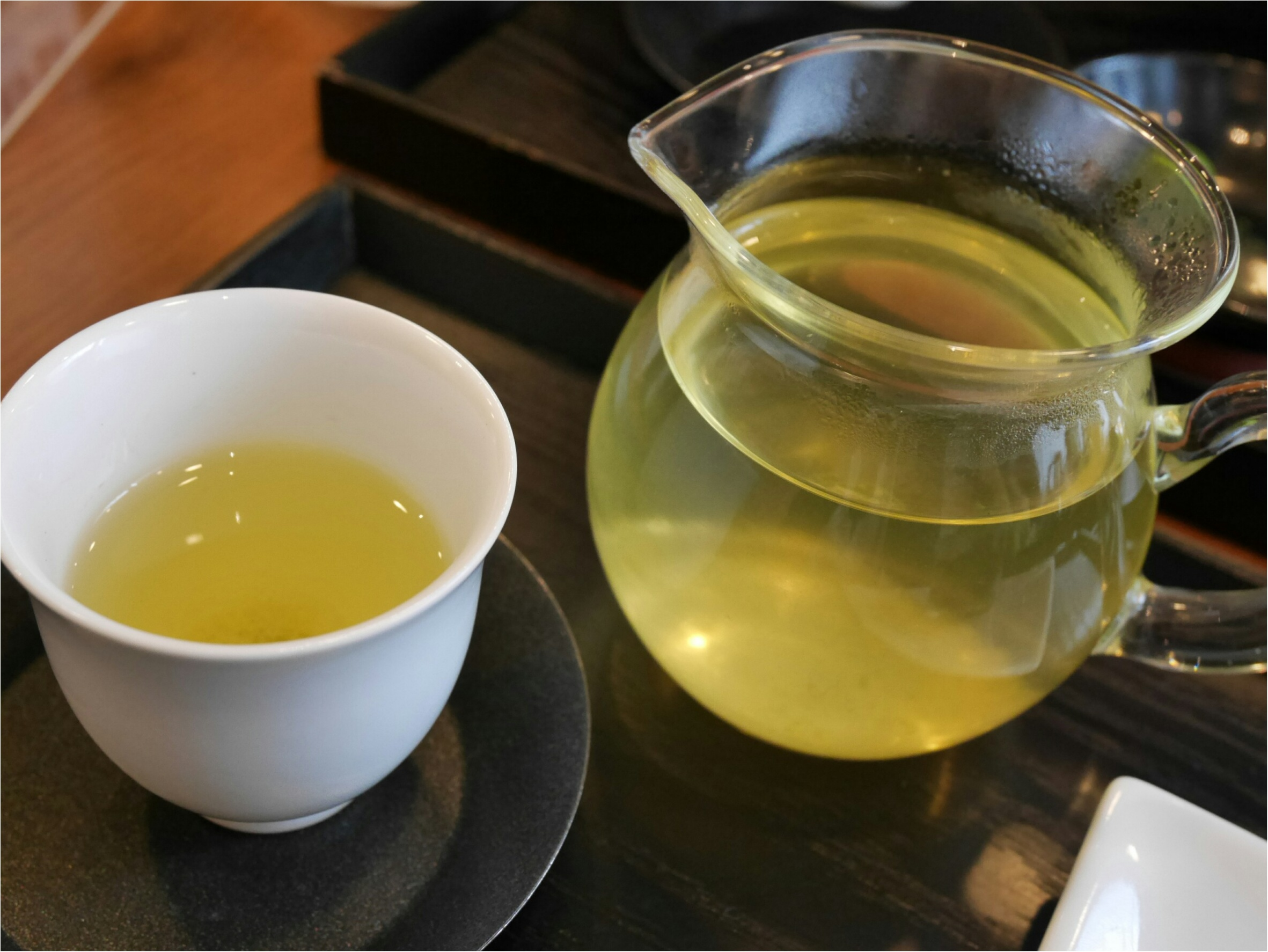 表参道にある「茶茶の間」は幅広い年代から愛される日本茶のカフェだった。_7