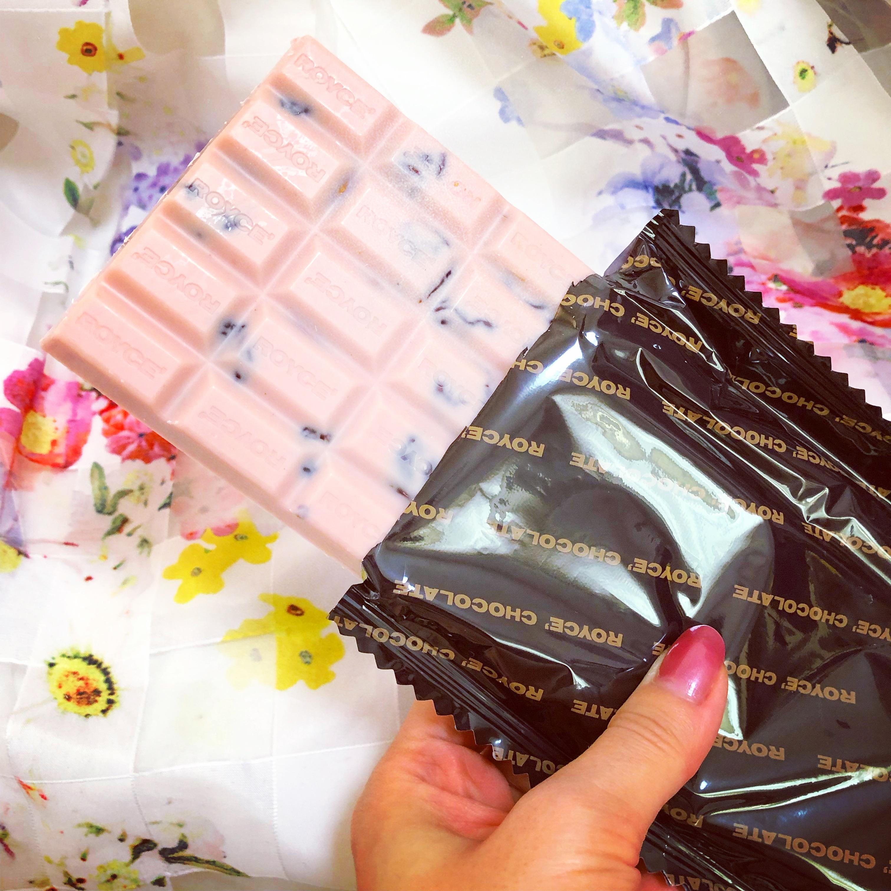 春の北海道みやげならコレがオススメ!さくらピンクがかわいいチョコレート♡_2